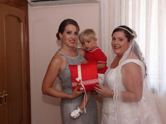 La boda de Javier y Lorena en Vila-real/villarreal, Castellón 40