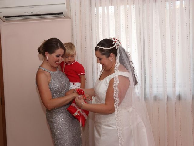 La boda de Javier y Lorena en Vila-real/villarreal, Castellón 41