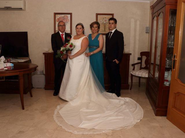 La boda de Javier y Lorena en Vila-real/villarreal, Castellón 44