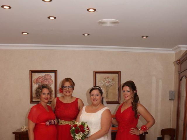 La boda de Javier y Lorena en Vila-real/villarreal, Castellón 46