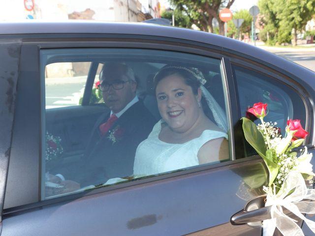 La boda de Javier y Lorena en Vila-real/villarreal, Castellón 48