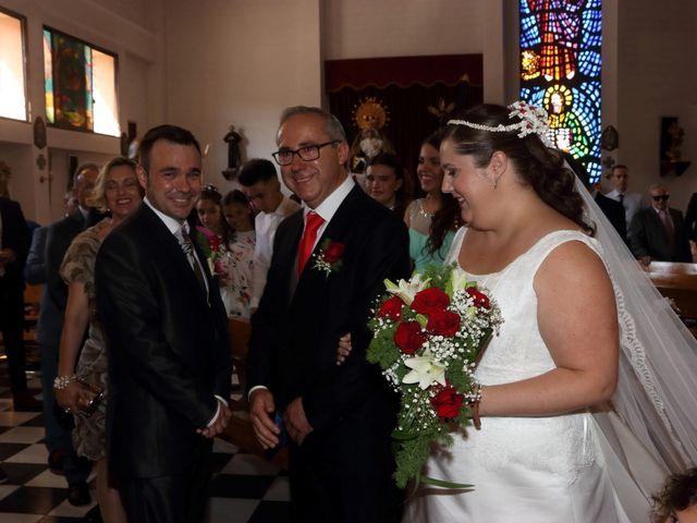 La boda de Javier y Lorena en Vila-real/villarreal, Castellón 51