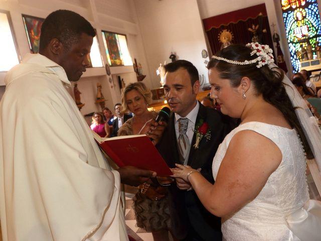 La boda de Javier y Lorena en Vila-real/villarreal, Castellón 53