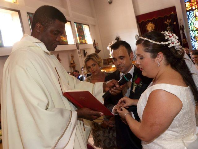 La boda de Javier y Lorena en Vila-real/villarreal, Castellón 55