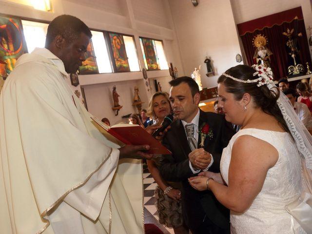 La boda de Javier y Lorena en Vila-real/villarreal, Castellón 56