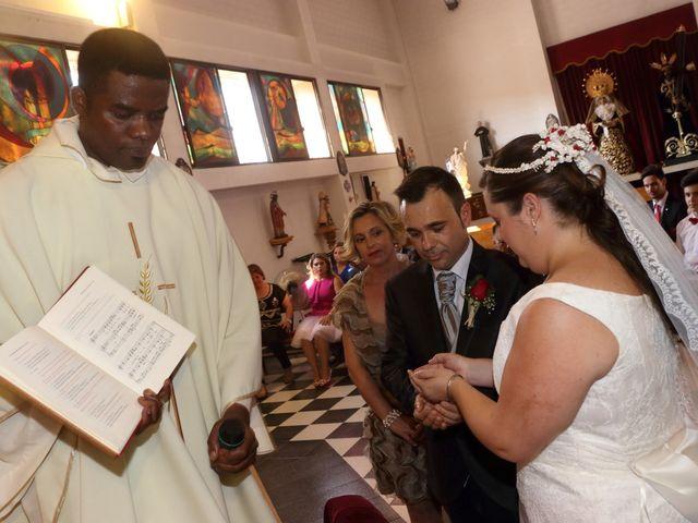La boda de Javier y Lorena en Vila-real/villarreal, Castellón 57