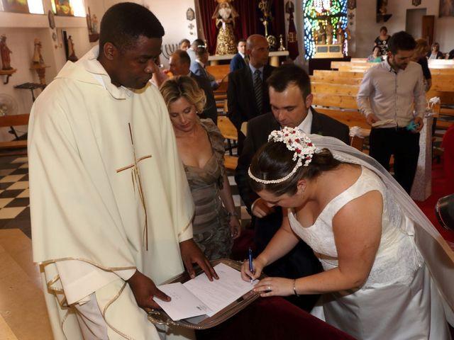 La boda de Javier y Lorena en Vila-real/villarreal, Castellón 58