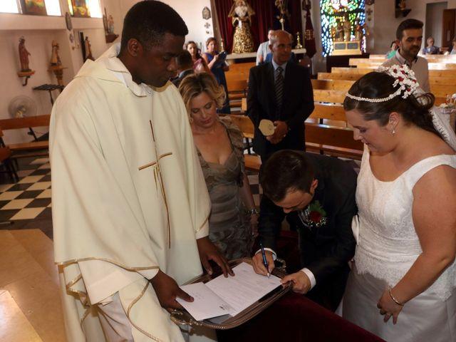 La boda de Javier y Lorena en Vila-real/villarreal, Castellón 59