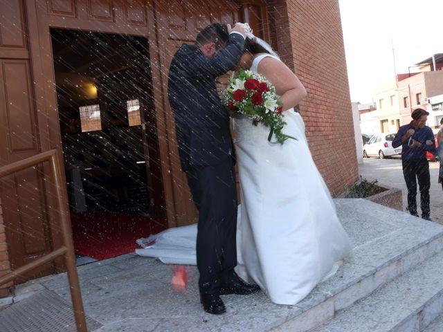 La boda de Javier y Lorena en Vila-real/villarreal, Castellón 61