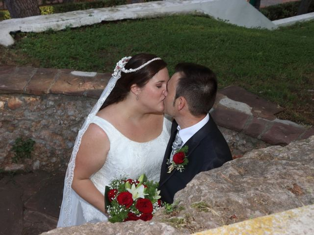 La boda de Javier y Lorena en Vila-real/villarreal, Castellón 63