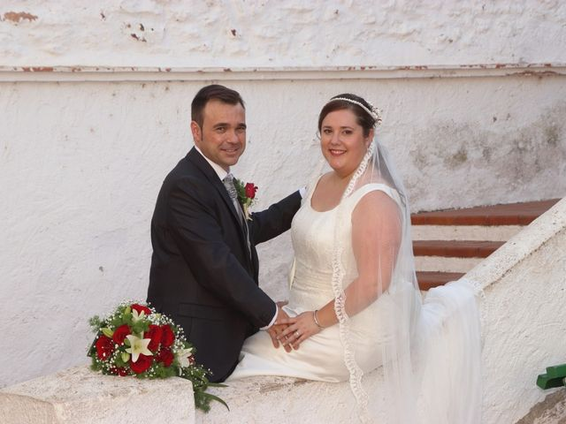 La boda de Lorena y Javier