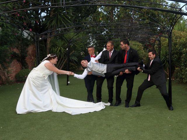 La boda de Javier y Lorena en Vila-real/villarreal, Castellón 66
