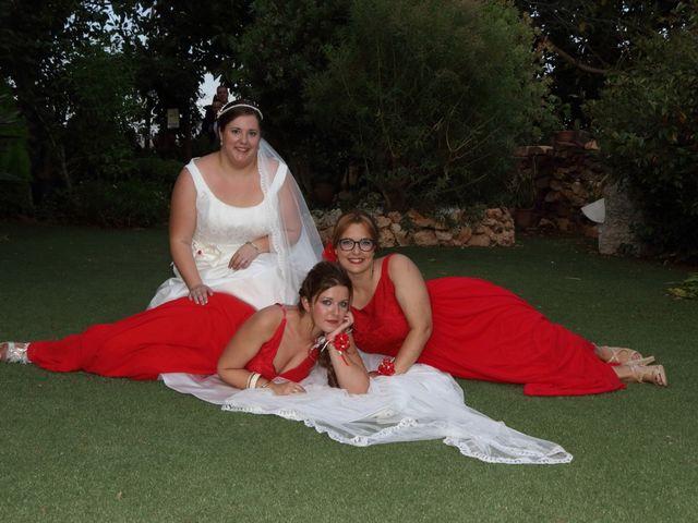 La boda de Javier y Lorena en Vila-real/villarreal, Castellón 72