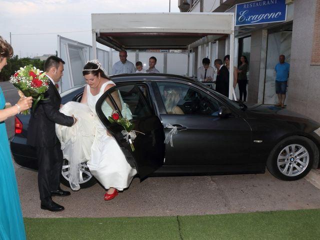 La boda de Javier y Lorena en Vila-real/villarreal, Castellón 74