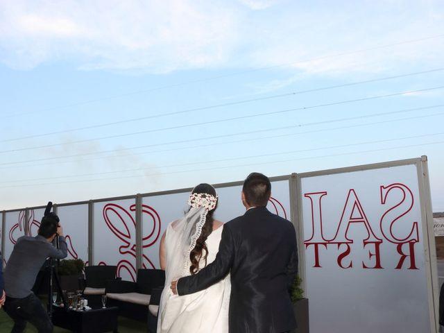 La boda de Javier y Lorena en Vila-real/villarreal, Castellón 75
