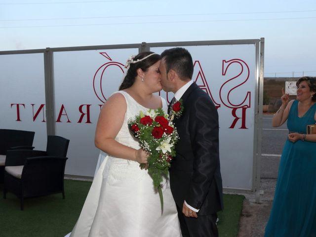 La boda de Javier y Lorena en Vila-real/villarreal, Castellón 77