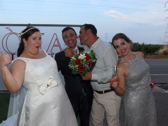 La boda de Javier y Lorena en Vila-real/villarreal, Castellón 78