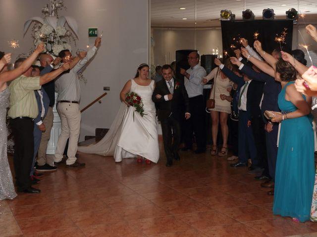 La boda de Javier y Lorena en Vila-real/villarreal, Castellón 80