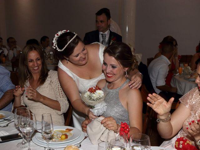 La boda de Javier y Lorena en Vila-real/villarreal, Castellón 87