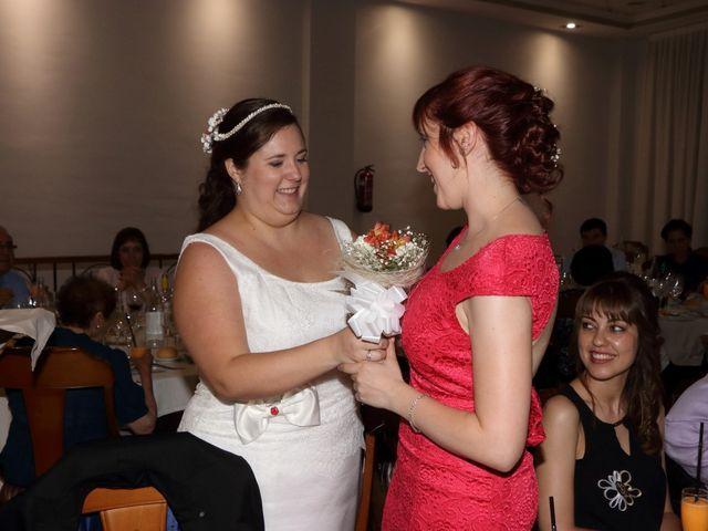 La boda de Javier y Lorena en Vila-real/villarreal, Castellón 89
