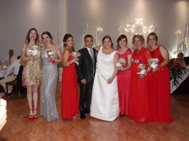 La boda de Javier y Lorena en Vila-real/villarreal, Castellón 90