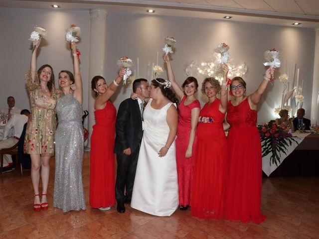 La boda de Javier y Lorena en Vila-real/villarreal, Castellón 91