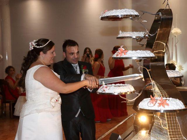 La boda de Javier y Lorena en Vila-real/villarreal, Castellón 94