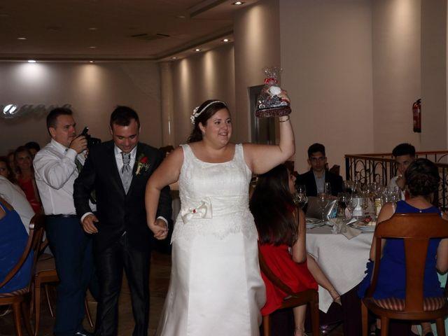 La boda de Javier y Lorena en Vila-real/villarreal, Castellón 98