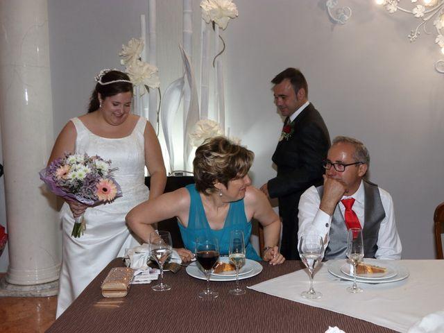 La boda de Javier y Lorena en Vila-real/villarreal, Castellón 103