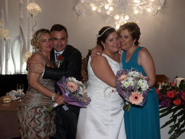 La boda de Javier y Lorena en Vila-real/villarreal, Castellón 105