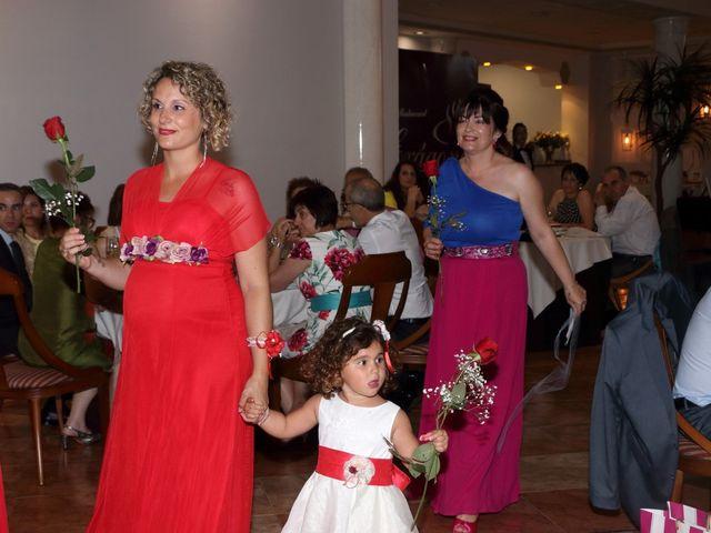La boda de Javier y Lorena en Vila-real/villarreal, Castellón 108