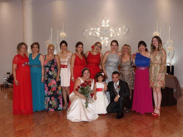 La boda de Javier y Lorena en Vila-real/villarreal, Castellón 113