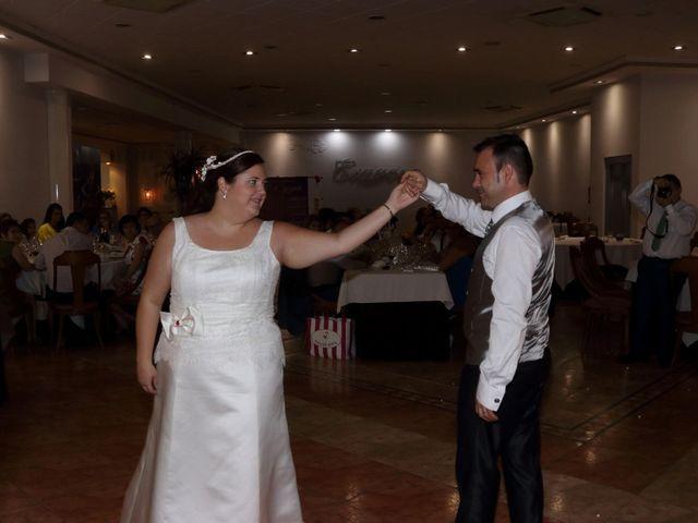 La boda de Javier y Lorena en Vila-real/villarreal, Castellón 114
