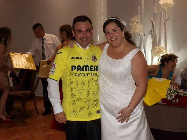 La boda de Javier y Lorena en Vila-real/villarreal, Castellón 122