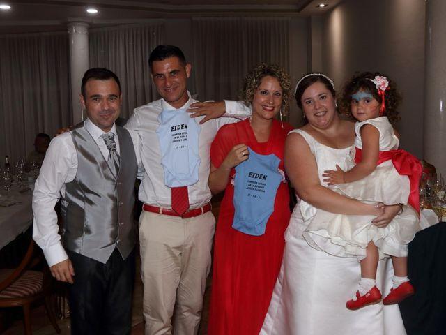 La boda de Javier y Lorena en Vila-real/villarreal, Castellón 124