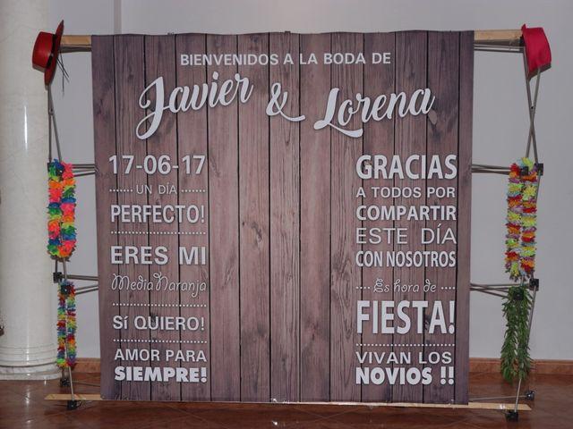 La boda de Javier y Lorena en Vila-real/villarreal, Castellón 127