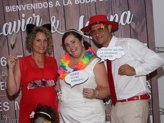 La boda de Javier y Lorena en Vila-real/villarreal, Castellón 130