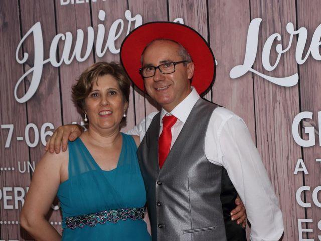 La boda de Javier y Lorena en Vila-real/villarreal, Castellón 134