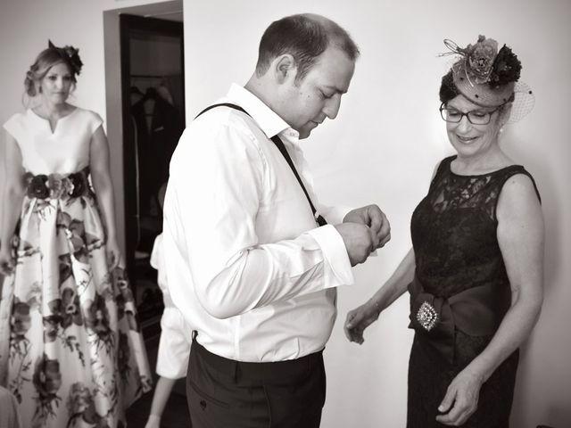 La boda de Juan y Soraya en Navalmoral De La Mata, Cáceres 2