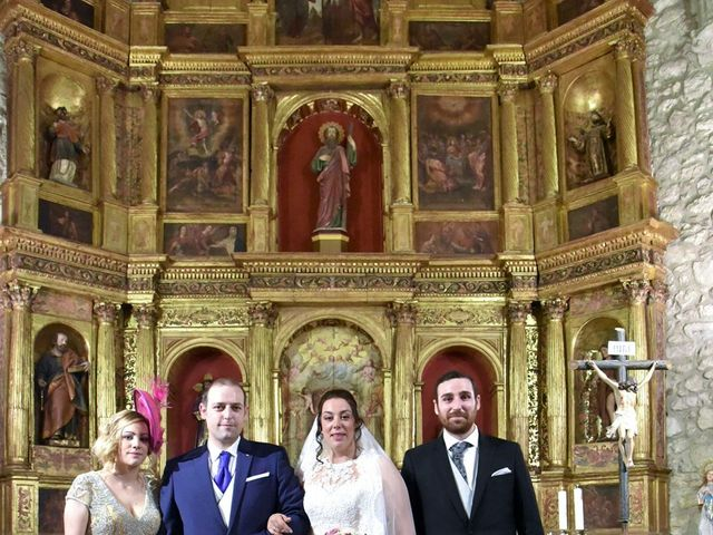 La boda de Juan y Soraya en Navalmoral De La Mata, Cáceres 15