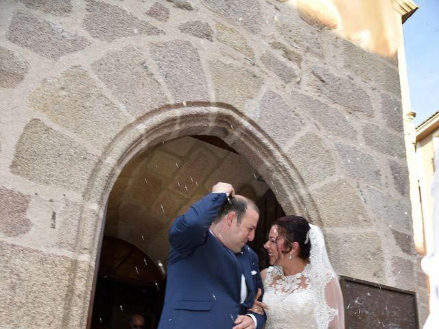 La boda de Juan y Soraya en Navalmoral De La Mata, Cáceres 17