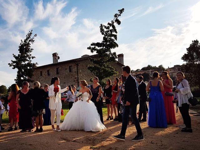 La boda de Alexandra y Carla en Llagostera, Girona 1
