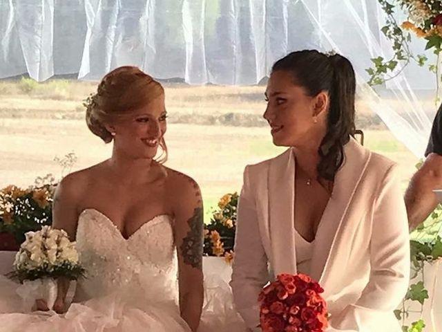 La boda de Alexandra y Carla en Llagostera, Girona 15