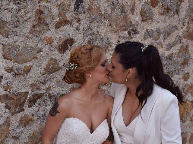 La boda de Alexandra y Carla en Llagostera, Girona 17