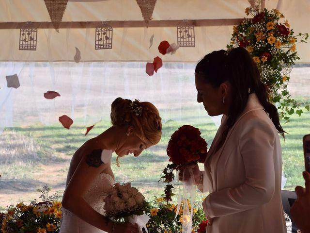 La boda de Alexandra y Carla en Llagostera, Girona 20