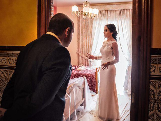 La boda de Juanmi y Eli en Ribera Del Fresno, Badajoz 15
