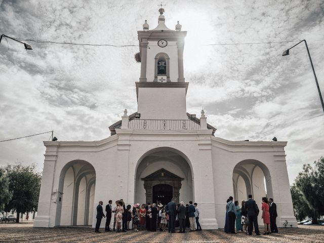 La boda de Juanmi y Eli en Ribera Del Fresno, Badajoz 16