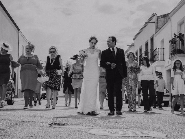 La boda de Juanmi y Eli en Ribera Del Fresno, Badajoz 17