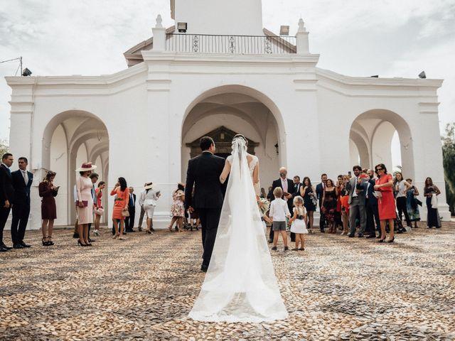 La boda de Juanmi y Eli en Ribera Del Fresno, Badajoz 18