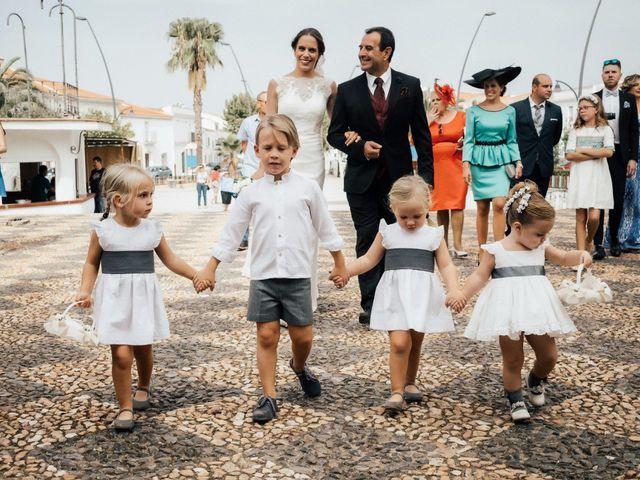 La boda de Juanmi y Eli en Ribera Del Fresno, Badajoz 19